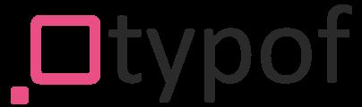 Typof Logo