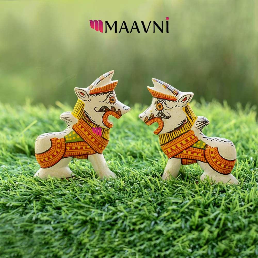Lion Wood Toy Cutouts