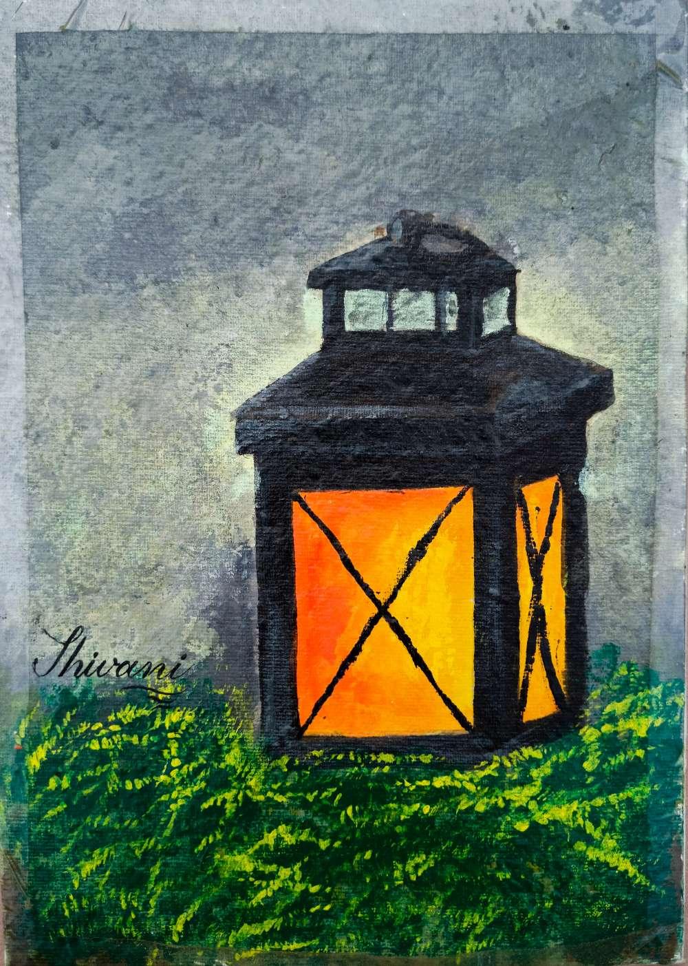 Lantern Painting
