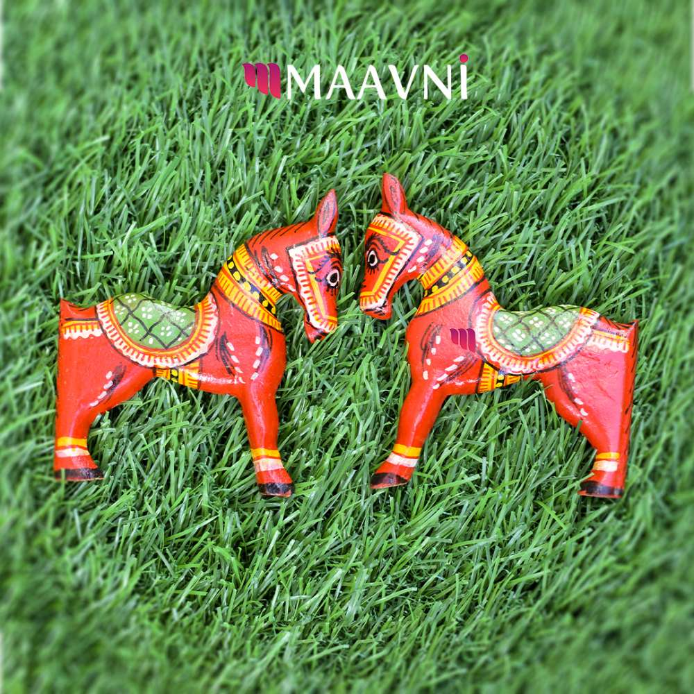 Horse Wood Toy Cutouts