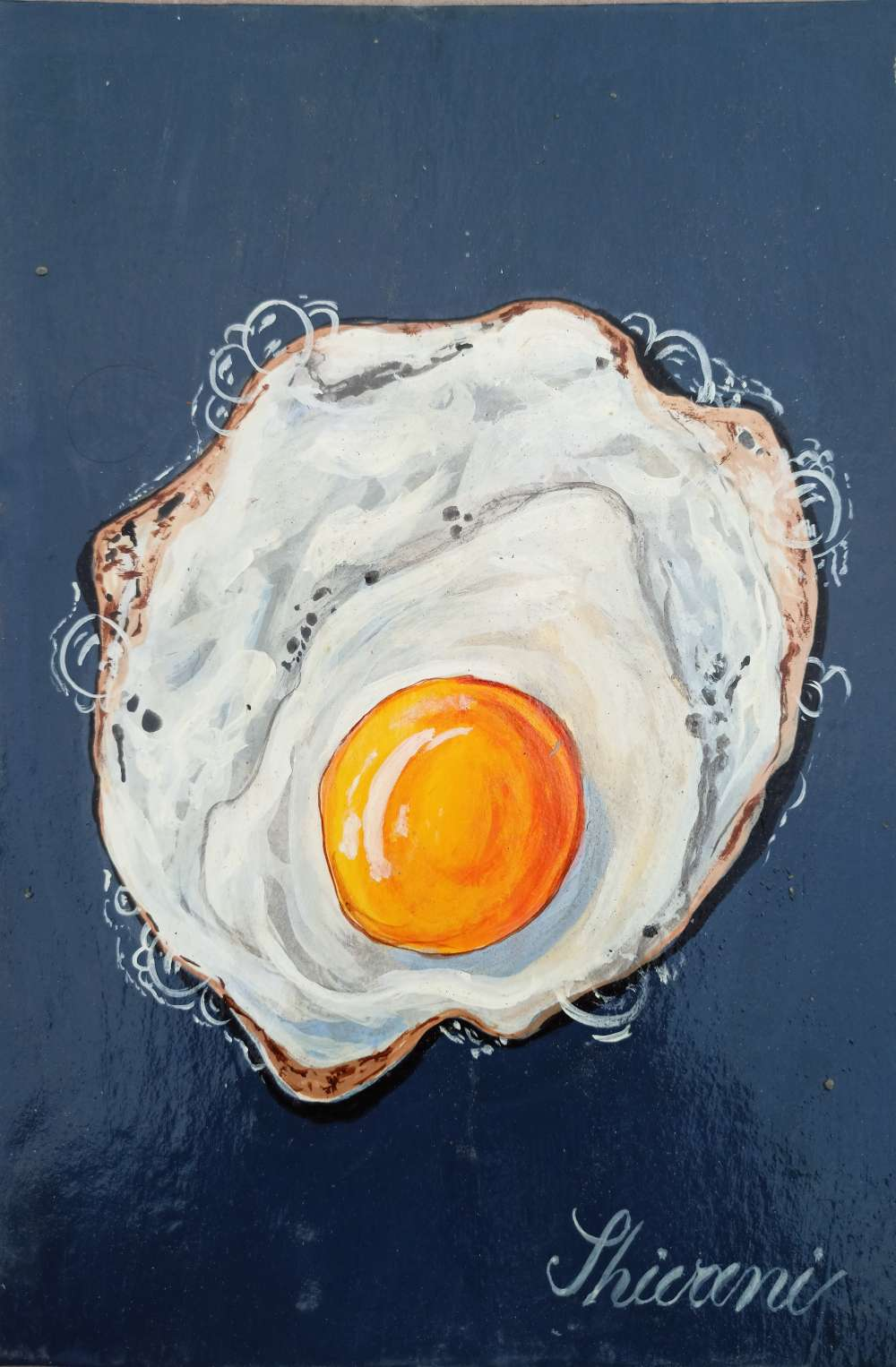 Omlete Painting