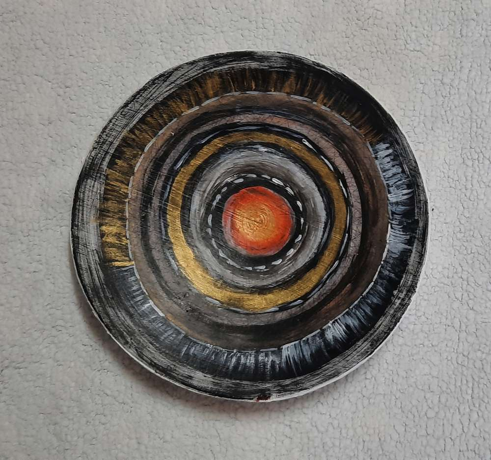 Tavdi Painting