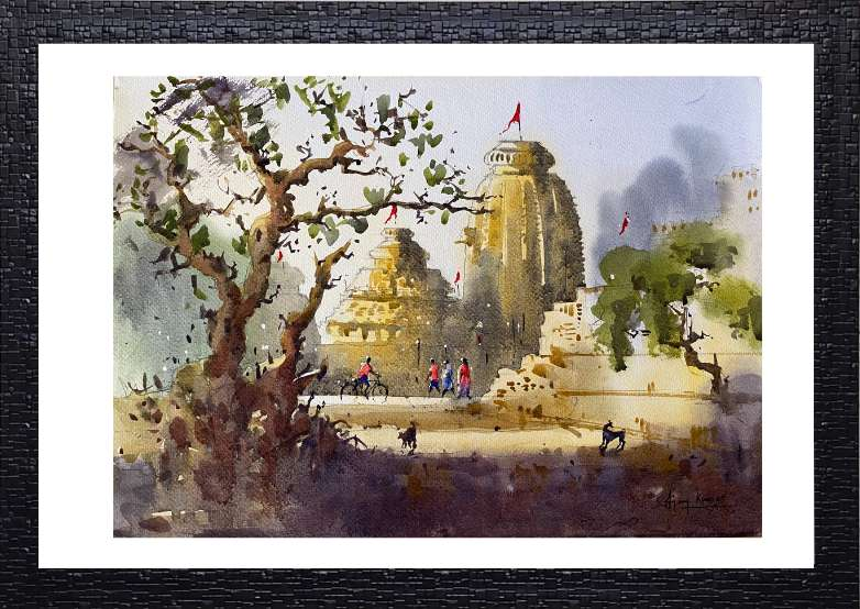 TEMPLE VIEW SERIES-3