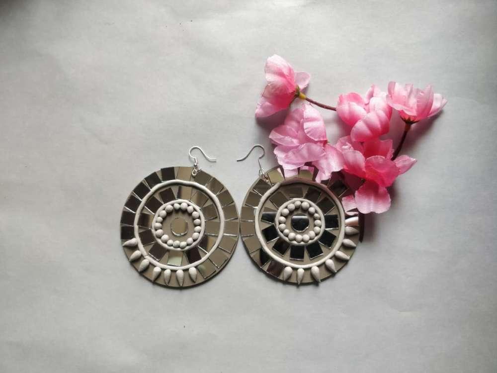 Lippan Reflekshan Earrings