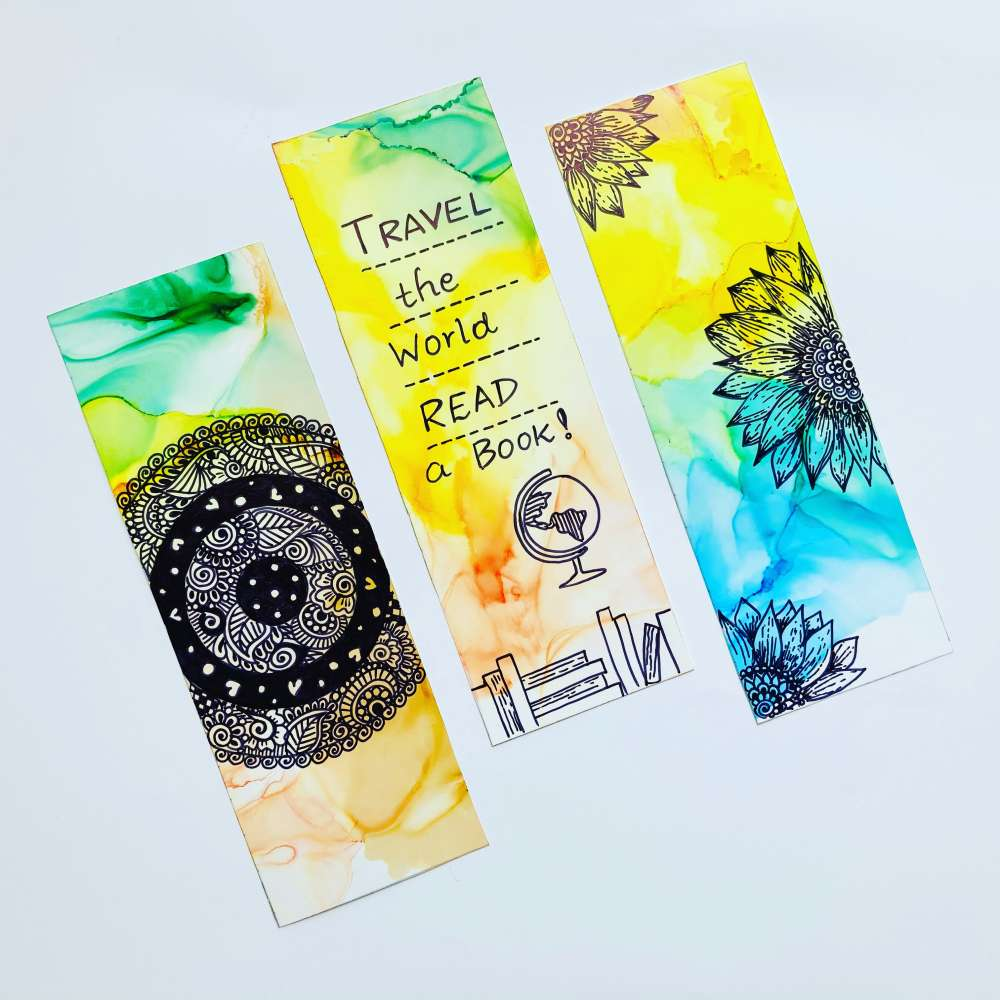 Book & Travel bookmarks