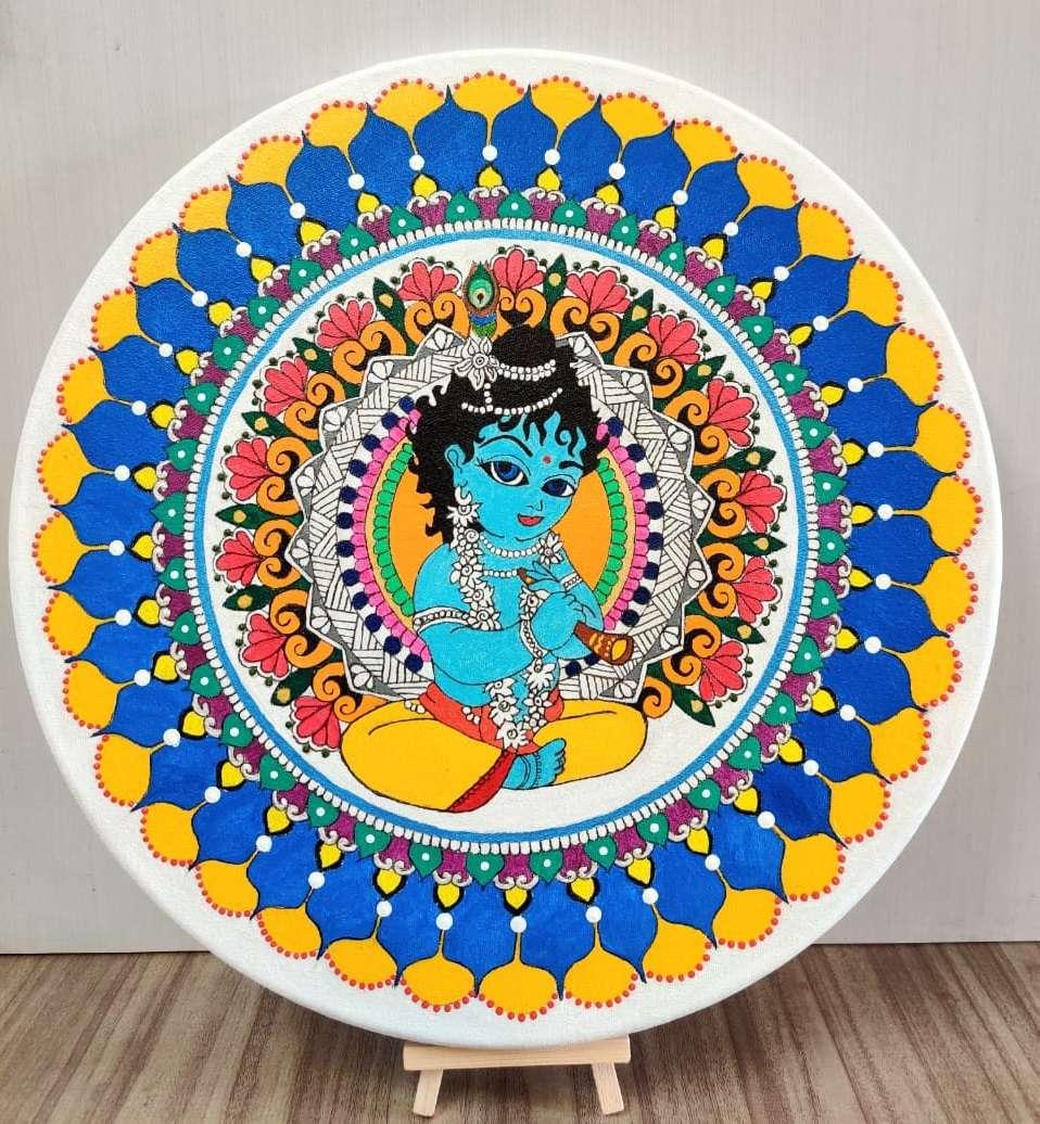 Lord Baby Krishna
