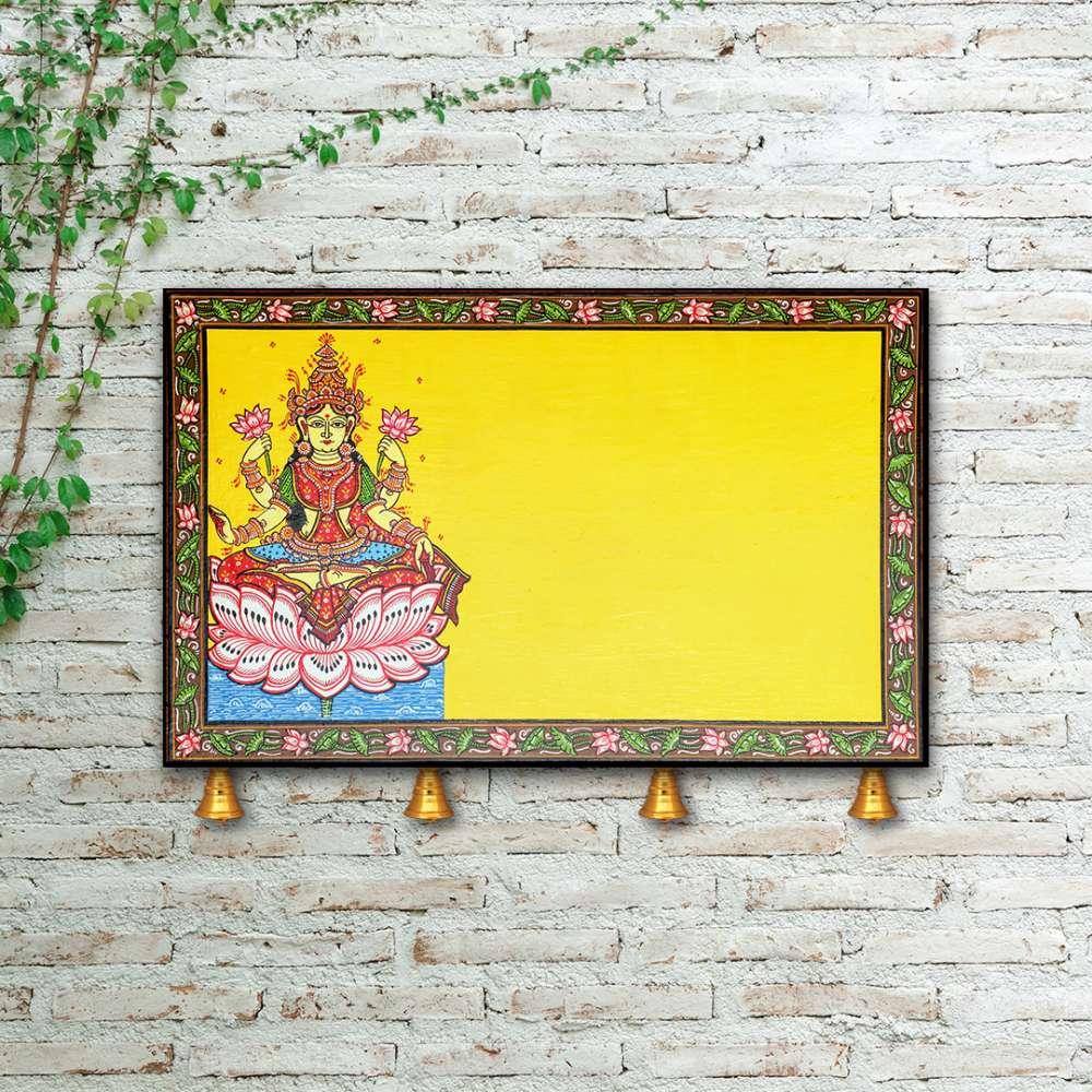 Laxmi Nameplate Yellow