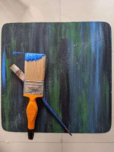 Chalk paint making tutorial