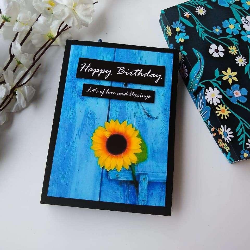 Birthday Scrapbook Album