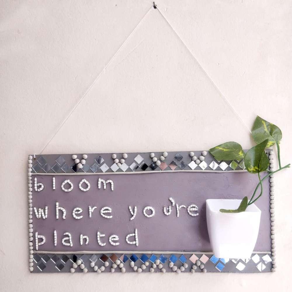 Lippan Bloom Planter