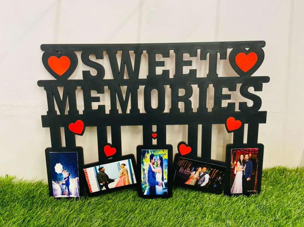 Sweet memories :, Sublimation Frame